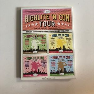 The Balm Cosmetics Highlight 'N Con Tour Palette